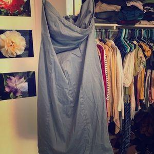 Dresses & Skirts - Gap size 6 strapless dress